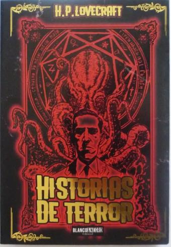 Antologia de terrror HP Lovecraft  Color Original