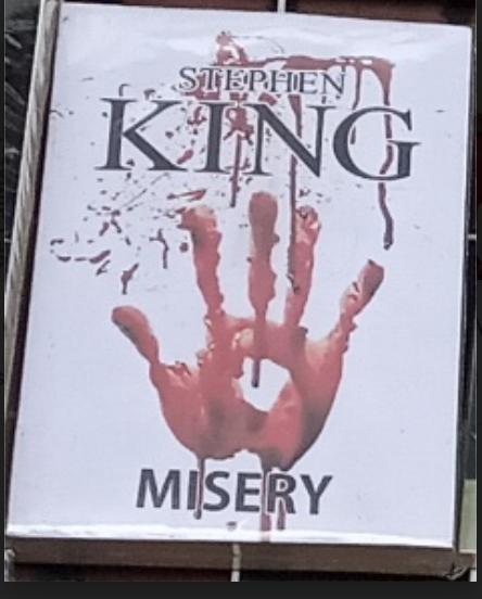 Misery Libro Stephen King