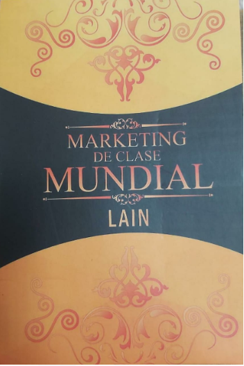 Marketing De Clase Mundial Libro Lain