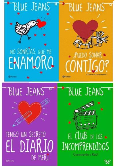 Colección Buenos Dias Princesa x 4 libros Blue Jeans