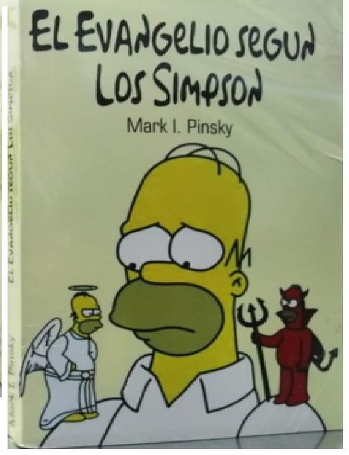 El Evangeleo Segun Los Simpson