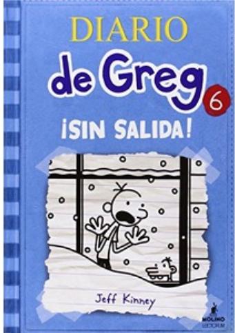 Diario de Greg libro 6 libro: Jeff Kinney