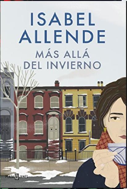Más Allá del Invierno Libro Isabel Allende