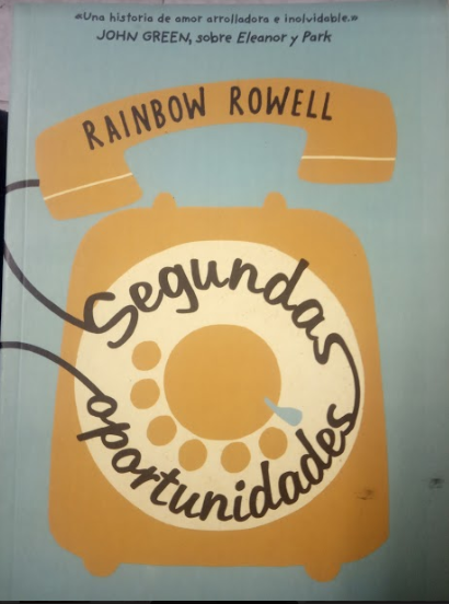 Segundas Oportunidades Libro Rainbow Rowell