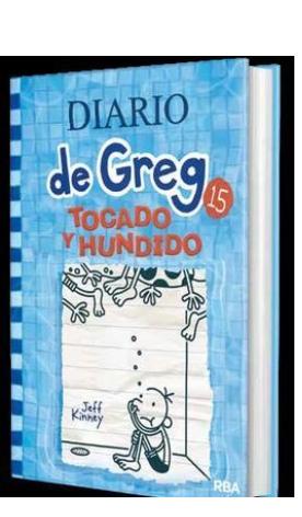 Diario Greg libro 15  Arrasa Con Todo Autor:: Jeff Kinney