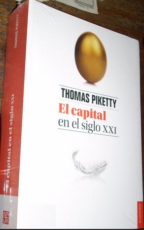 El capital en el siglo XXI Libro Thomas Piketty