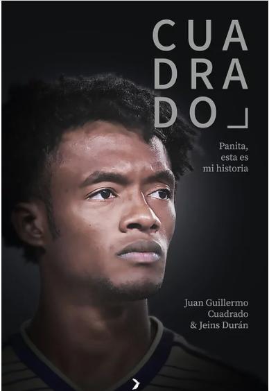 Cuadrado Panita, Esta Es Mi Historia Autor: Juan Cuadrado