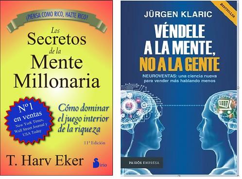 Secretos De La Mente Millonaria y Vendele a La Mente No a la Gente