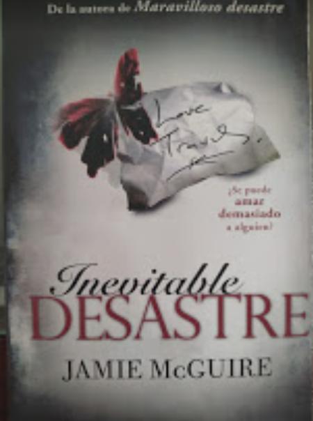 Inevitable Desastre Autor:Jamie Mcguire