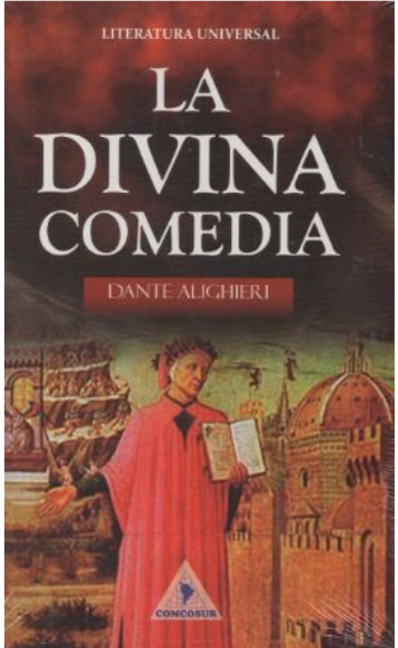 La Divina Comedia Libro Dante Alighieri
