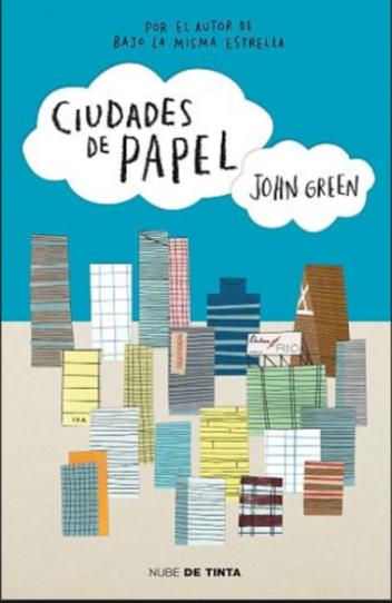 Ciudades de Papel Libros John Green