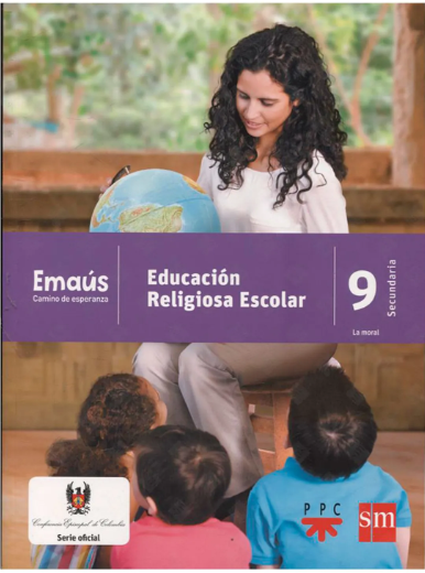 EMAÚS 9. Emaus CAMINO DE ESPERANZA - EDUCACIÓN RELIGIOSA ESCOLAR (a co