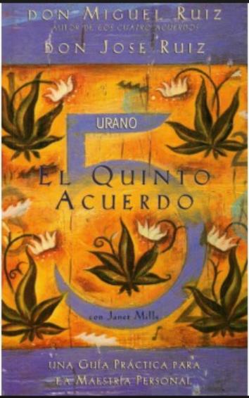 El Quinto Acuerdo Libro Miguel Ruíz