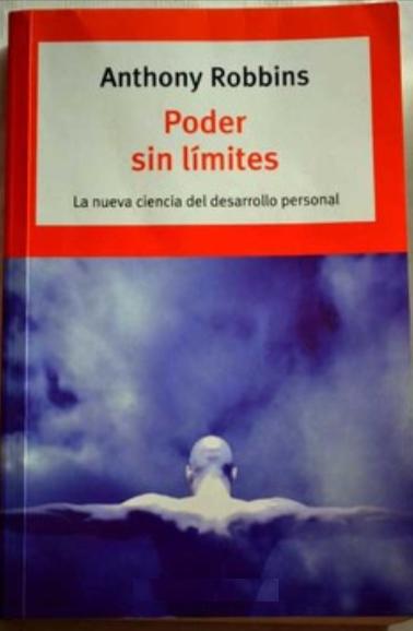 Poder Sin Limites Libro Anthony Robbins
