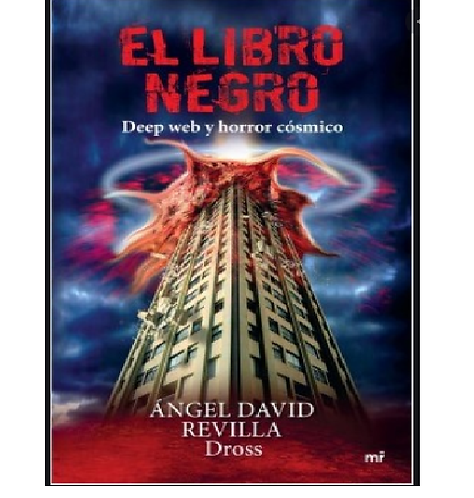 Libro negro Dross Angel D. Revilla