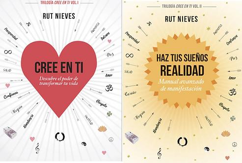 Coleccion Ruth Nieves : Cree en ti y Haz tus sueños realidad