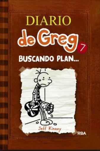 Diario de Greg libro 7 Autor:: Jeff Kinney