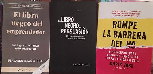 Colección Libro de  Emprendimiento, Libros Resistencia Al Cambio