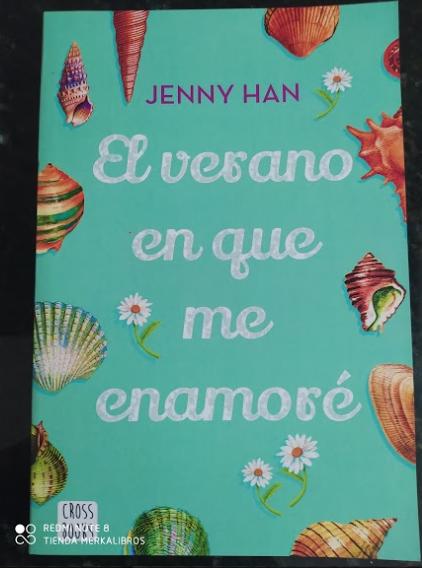 El Verano En Que Me Enamore  Trilogia Verano  Libros de  Jenny Han