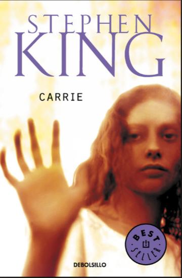 Carrie libro de Stephen Kings