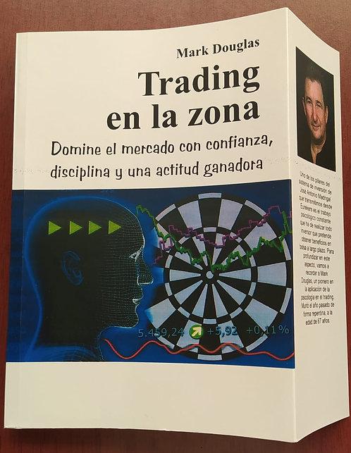 Trading En La Zona Libro Mark Douglas (solapa)