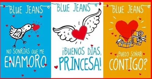 Trilogia Buenos Dias Princesa x 3 libros Blue Jeans
