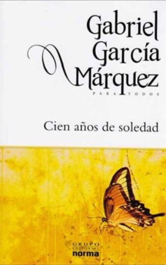 Cien años de Soledad Libro Gabriel García Márquez