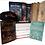 Thumbnail: Caja Harry Potter x 10 Saga J.K. Rowling + cachucha+ Mapa Merodeador
