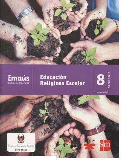 EMAÚS 8. Emaus CAMINO DE ESPERANZA - EDUCACIÓN RELIGIOSA ESCOLAR/copia
