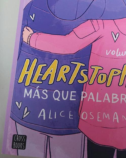 Heartstopper volumen 4 Autor: Alice Oseman