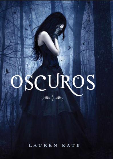 Oscuros  libro de Lauren Kate