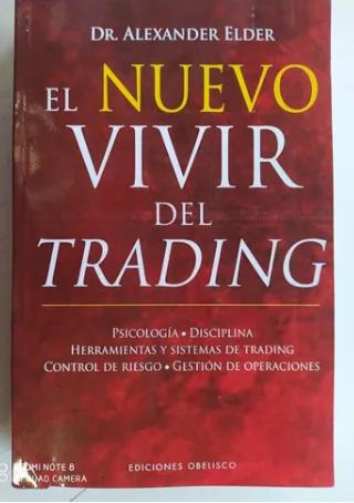 El Nuevo Vivir Del Trading   Autor Dr. Alexander Elder