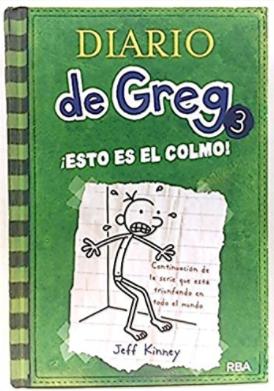 Diario de Greg libro 3 libro: Jeff Kinney