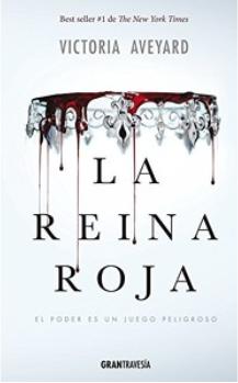 La Reina Roja  libros Victoria Aveyard