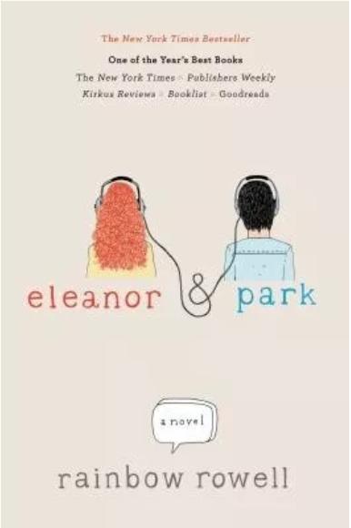 Eleanor & Park (Eleanor y Park)  Libro Rainbow Rowell