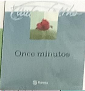 Once Minutos Libro Paulo Coelho
