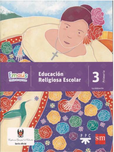 EMAÚS 3. Emaus CAMINO DE ESPERANZA - EDUCACIÓN RELIGIOSA ESCOLAR/copia