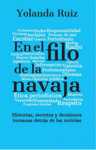 En el filo de la navaja  Libro Yolanda Ruiz