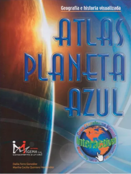 Atlas Planeta Azul A color