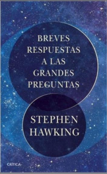 Breves Respuestas A Grandes Preguntas Libro Stephen Hawking