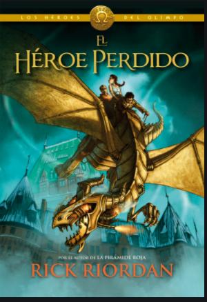 El Heroe Perdido Segunda Saga Percy Jackson Libro Rick Riordan
