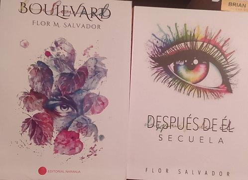 Boulevard  y Despues De El  Autor Flor M Salvador