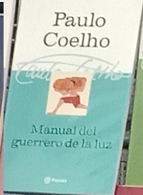 Manual del Guerrero de la Luz Libro Paulo Coelho