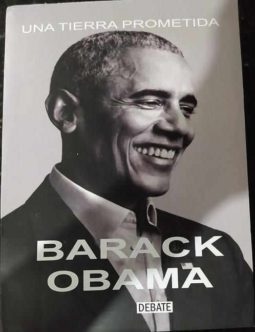 Una Tierra Prometida Autor Barack Obama
