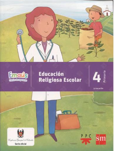 EMAÚS 4. Emaus CAMINO DE ESPERANZA - EDUCACIÓN RELIGIOSA ESCOLAR /copia
