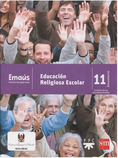 EMAÚS 11. Emaus CAMINO DE ESPERANZA - EDUCACIÓN RELIGIOSA ESCOLAR/ copia