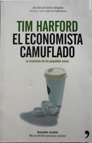 El Economista Camuflado Libro Tim Harford