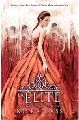 La Elite Libro 2 Autor: Kiera Cass