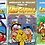 Thumbnail: Colección Los Compas libros  1 - 2 - 3  Full Color Mikecrack