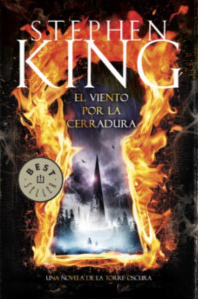 El Viento por la Cerradura libro de Stephen Kings